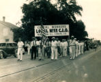 Northern Illinois Cereal Co. workers in Parade
