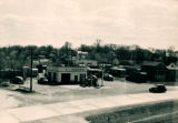 Texaco station, Route 7 and 9th Street