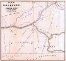 Map of the Kankakee and Iroquois River Improvement, 1871