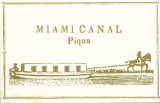 Miami Canal, Piqua (Ohio.)