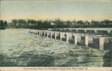 Government Dam for Hennepin Canal near Rock Falls (Ill.)