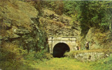 Paw Paw Tunnel of the C and O Canal