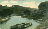 The Schuykill Canal, at Flat Rock, Philadelphia (Penn.)
