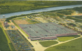 Airview, Caterpillar Tractor Co. Plant, Joliet, Illinois