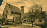 Christ Church & Rectory, Joliet, Ill.