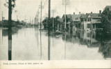 York Avenue, Flood of 1903, Joliet, Ill. [1]