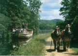 "The Canal Boat ""Monticello III"""