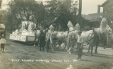 July Fourth Parade, Joliet, Ill., 1911 [5]