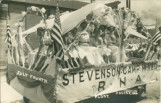 July Fourth Float., Joliet (Ill.), 1911