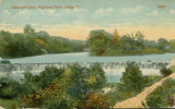 Lake and Dam, Highland Park, Joliet, Ill. [2]