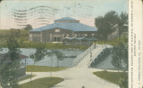 The Auditorium, Electric Park at Plainfield, on Aurora & Joliet Electric Railway