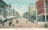 Chicago Street Looking North, Joliet, Ill. [2]