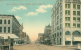 Chicago Street, Looking North, Joliet, Ill. [4]