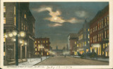 Jefferson Street at Night, Joliet, Ill. [1]