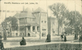 Sheriff's Residence and Jail, Joliet, Ill. [1]