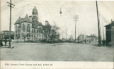 Will County Court House and Jail, Joliet, Ill. [1]