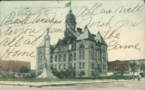 Will County Court House and Memorial, Joliet, Ill.