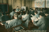 Day School, Illinois State Penitentiary, Joliet, Ill., Each Scholar Attends School One Hour Each...
