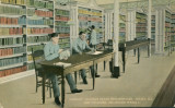 Library, Illinois State Penitentiary, Joliet, Ill., 22,600 Volumes, 1,200 Issued Weekly. [1]