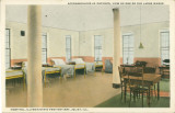 Hospital, Illinois State Penitentiary, Joliet, Ill., Accommodates 40 Patients, View of One of the...