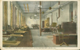 Chair Seat Filling Shop, Women's Dept., State Penitentiary, Joliet, Ill.