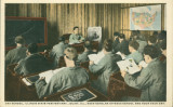 Day School, Illinois State Penitentiary, Joliet (Ill.), Each Scholar Attends School One Hour Each...