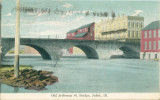 Old Jefferson St. Bridge, Joliet, Ill. [1]