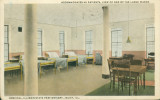 Hospital, Illinois State Penitentiary, Joliet,Ill. Accommodates 40 patients, View of One of the...