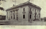 Government Building, Joliet (Ill.); Post Office