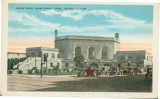 Union Depot From Street Level, Joliet (Ill.)