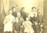 Eugene B. Read and James Alexander Milne Families