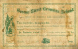 Kate Read Certificate of Fidelity 1877