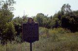 Joliet Mound Site, west side Joliet, IL