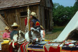 Old Canal Days; Native American tales