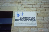 Southwest Reprographics sign, 10th Street, Lockport (Ill.) (1)