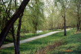 I&M Canal Trail to Gaylord Building, Lockport, IL (2)