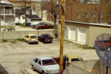 Parking lot on E. 9th Street (2)