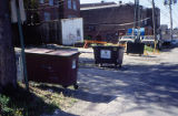 Dumpsters on Commerce Street, Lockport, IL