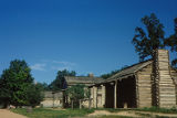 Reconstructed Lincoln Village, Lincoln Landing, Lockport (Ill.) (2)
