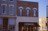 Antiques: We Buy and Sell, southwest corner of State and 9th, Lockport, IL