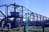 Division Street swing bridge over Ship and Sanitary Canal, Lockport, IL