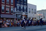 Old Canal Days Parade, on State Street, Lockport, IL