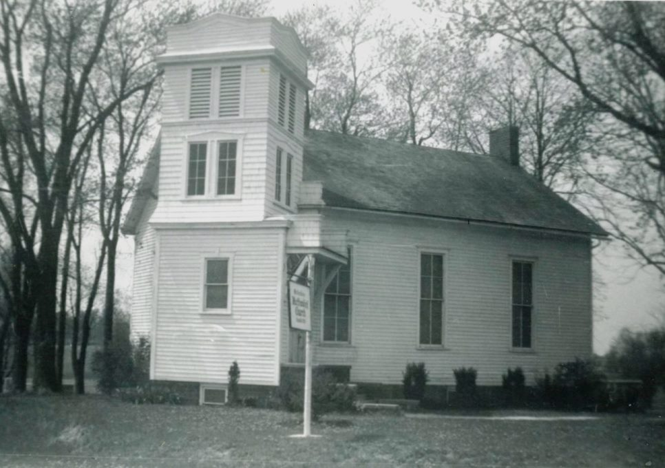 Closed Church Records from McKeendree UMC