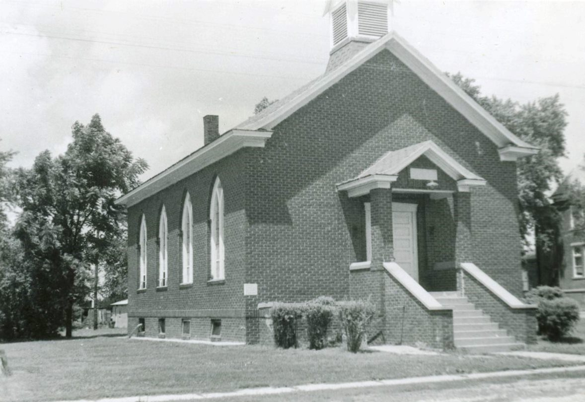 Closed Church Records from Gays UMC