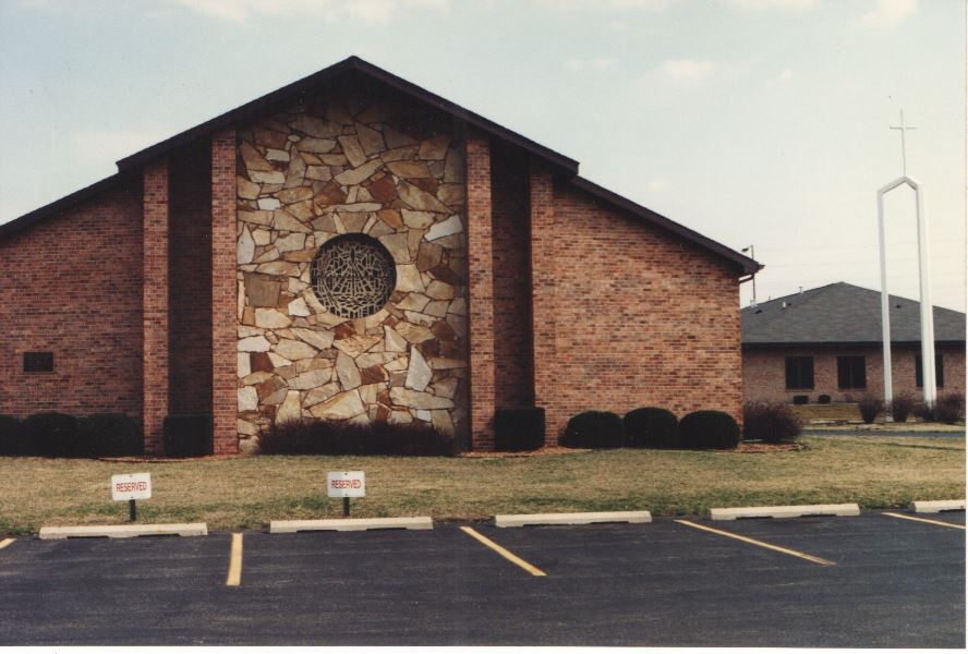 Closed Church Records from Springfield Crossroads UMC