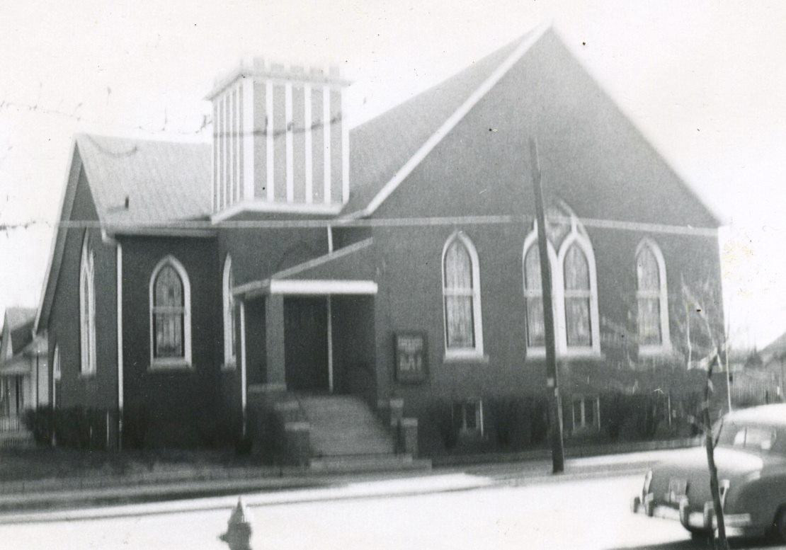 Closed Church Records from Danville Grace UMC