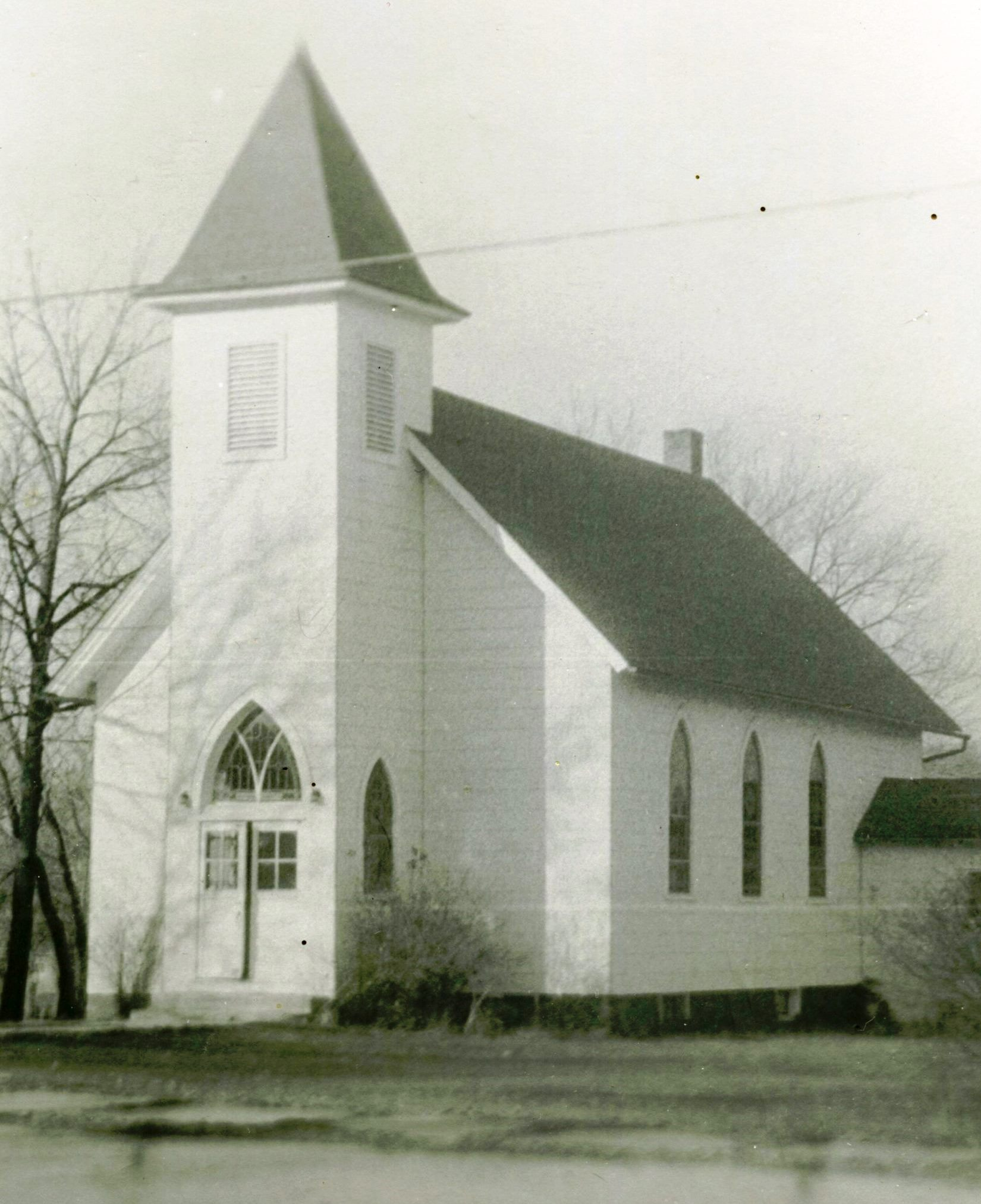 Closed Church Records from Campus Methodist Church