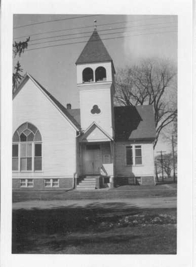 Closed Church Records from Alexis UMC