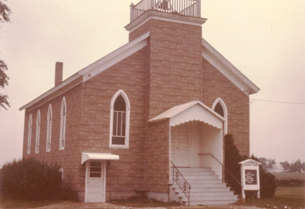 Closed Church Records from Deselm UMC