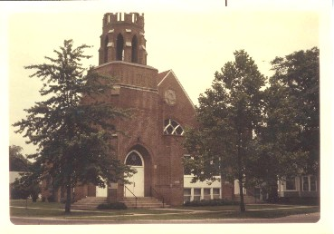 Closed Church Records from Adair UMC